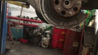 замена заднего подшипника ступицы колеса на хонда црв 2 фильм 2