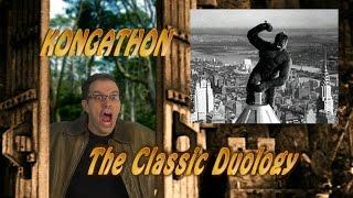King Kong (1933) Son of Kong (1933) Movie Reviews - Cinemassacre's Kongathon