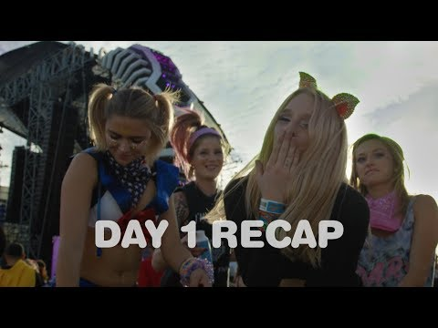 Electric Zoo: Day 1 Recap