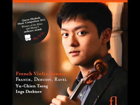 DEBUSSY - Clair de Lune - Yu Chien Tseng