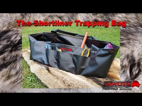 The Shortliner Trapping Bag