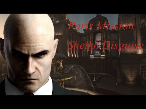 Hitman - How To Get The Sheikh Disguise