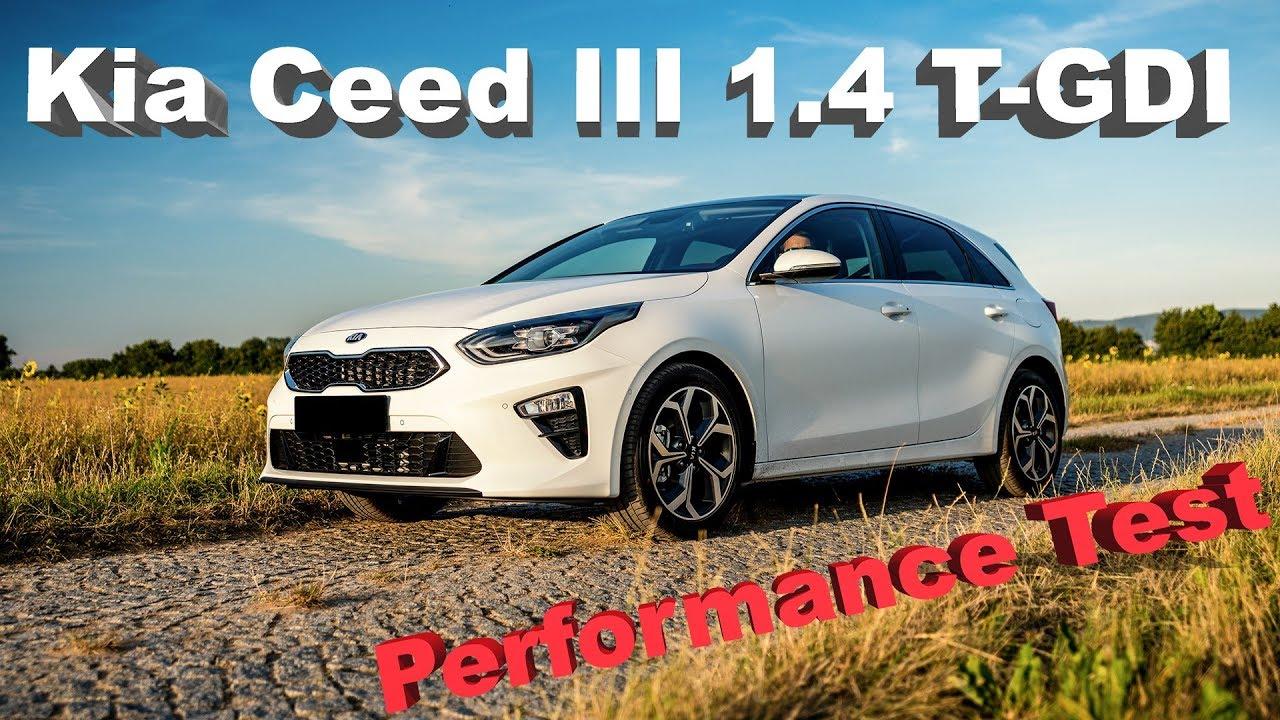 Test Drive: Nuova Kia Ceed 1.4 T-GDI 140cv 5p, e 1.6 CRDi ...