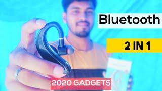 Quezil s109 Bluetooth earphone unboxing review only in 500 best bluetooth earphone under 500