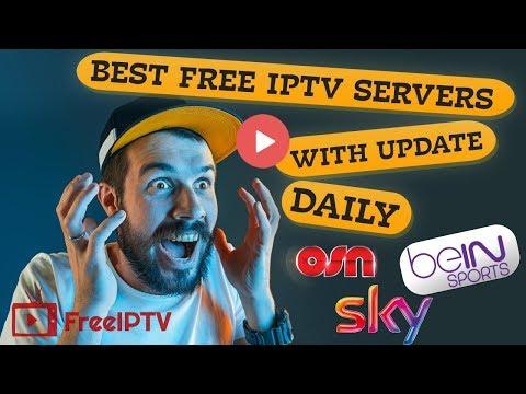 Free iptv m3u playlist 2018