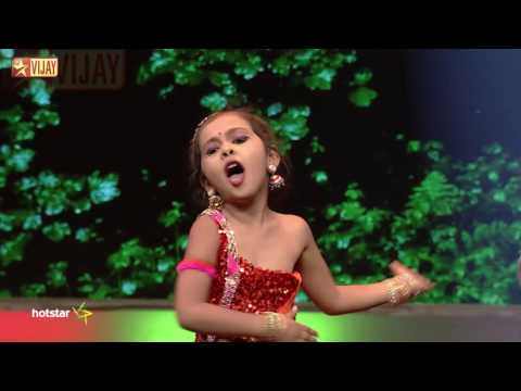Jodi | ஜோடி - Masala Mix Round | Heet and Rithva