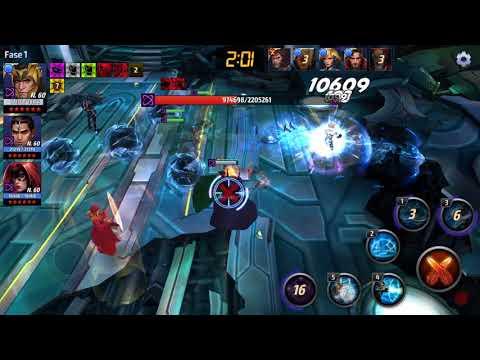 [Marvel Furute Fight] Derrotando a Super Giganta Definitiva Fase 1