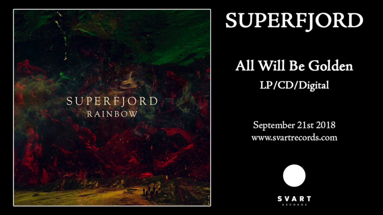 Album Review: Superfjord - All Will Be Golden | Indy Metal Vault