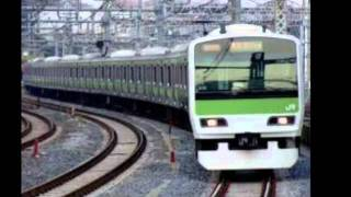 Yamanote announcement 1