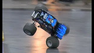 R/C Monster Truck - Pro Mod Freestyle Pt. 2 - Dec. 10, 2017 - Trigger King Production