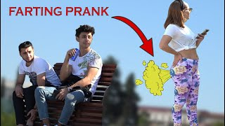 Farting in Public PRANK compilatin 💃💨 - Best of Just For Laughs