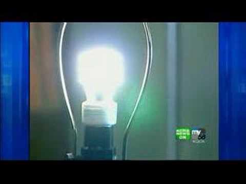 Compact Flourescent Lights Put To Test