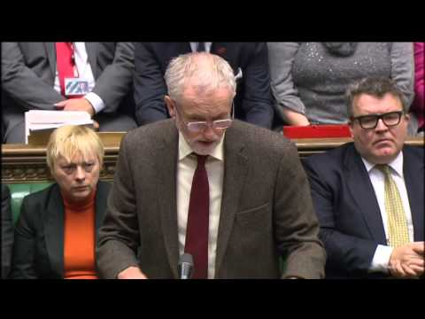 Prime Minister's Questions: 18 November 2015