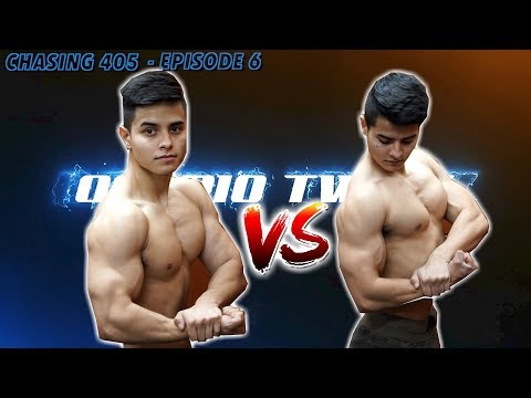 OSORIO TWINZ PHYSIQUE UPDATE | Chasing 405 EP. 6