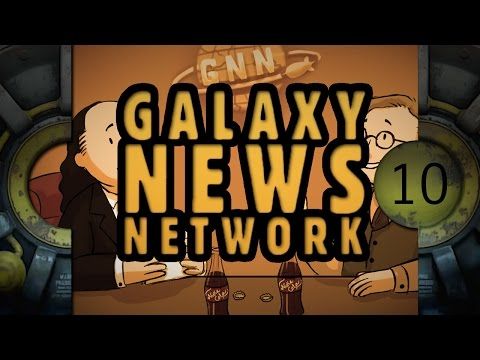 FALLOUT 4 EXCLUSIVE INTERVIEW: Courtenay Taylor and Kal-El Bogdanove - GNN - Episode 10