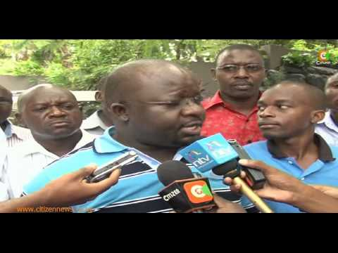 Kilifi County Hall Drama As Activist Is Kicked Out