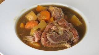 A Neck Of Lamb Stew. Thescottreaproject