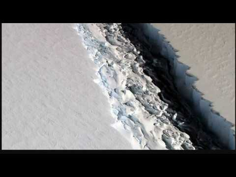 'This is Crazy': Antarctic Supervolcano Melting Ice Sheet From Within