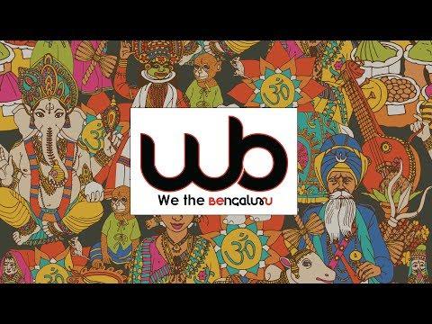 "Twazee.Media Presents ""We The Bengaluru""FlashMob With BMZ"