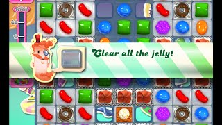 Candy Crush Saga Level 1211 walkthrough (no boosters)