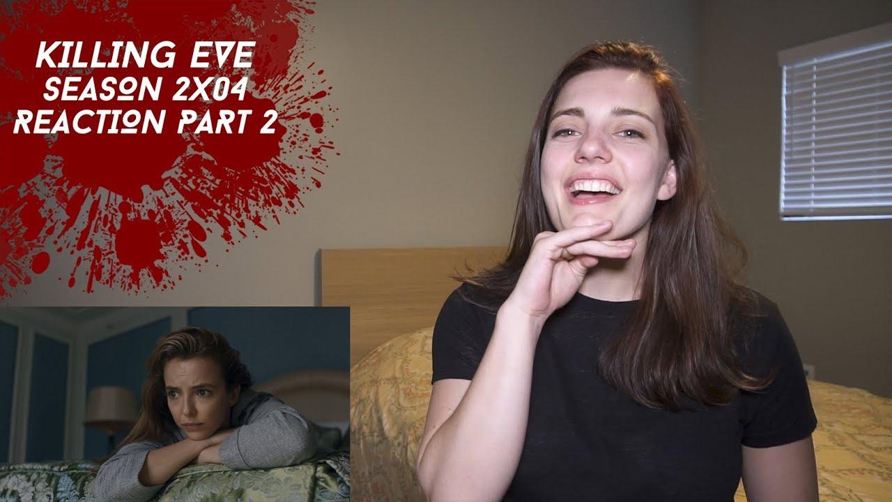 "Download Killing Eve Season 2 Episode 4 ""Desperate Times"" REACTION Part 2"