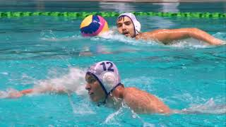 Water Polo - הצלבות מוקדמות אליפות אירופה 2018 - Promo