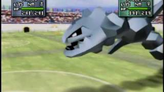 Pokémon Stadium 2 Challenge Cup Master Ball (R1) Rounds 1 and 2