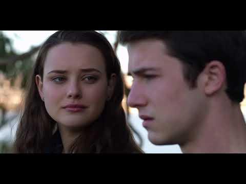 13 Reasons Why Season 2x13 Clay's Last Talk With Hannah's Ghost