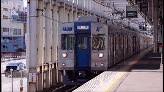 泉北高速鉄道 光明池駅の電車発着の様子 撮影まとめ
