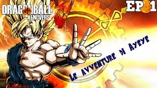 """Dragon Ball Xenoverse ep 1""""Le fantastiche avventure di Ayeye"""""""