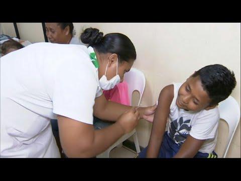 Measles epidemic devastates Samoa | AFP
