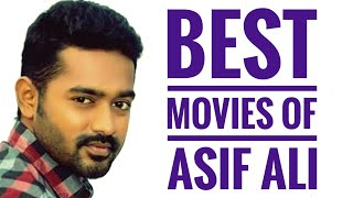 ASIF ALI TOP 10 MOVIES | Best movies of ASIF ALI | movies list
