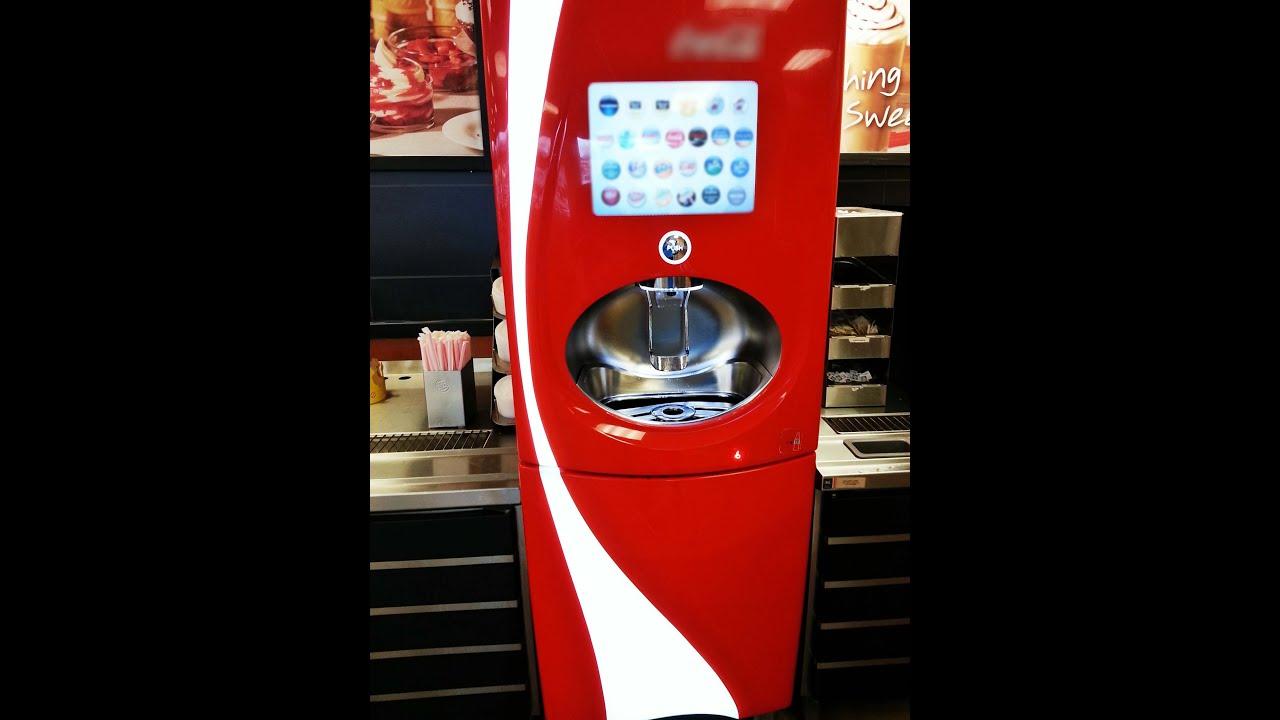 Soda Drink Machine