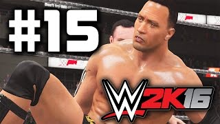WWE 2K16 - 2K Showcase [Austin 3:16] Part 15 - WrestleMania 17!