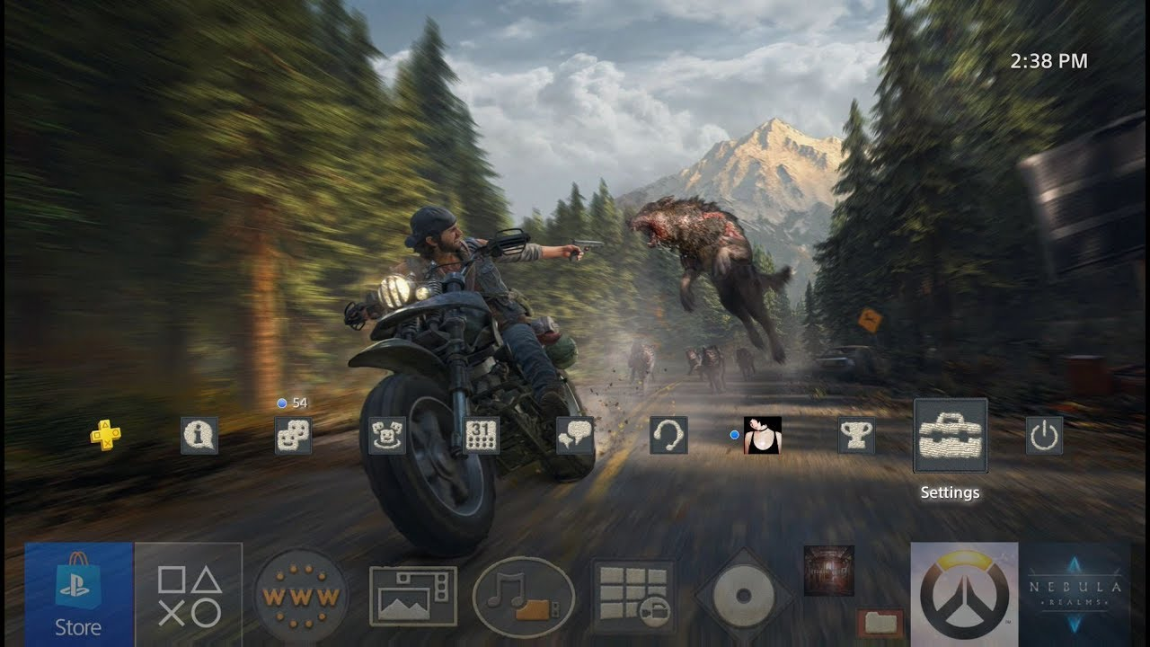 Live that post-apocalypse biker life with this free Days Gone PS4