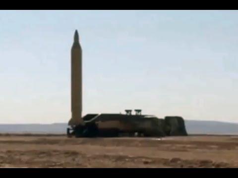 Iran's Missiles HD