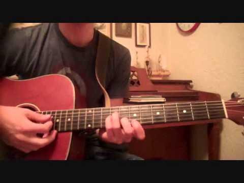 Patron Saint of Rock and Roll - Jon Foreman Guitar Tutorial Part 1 of 2
