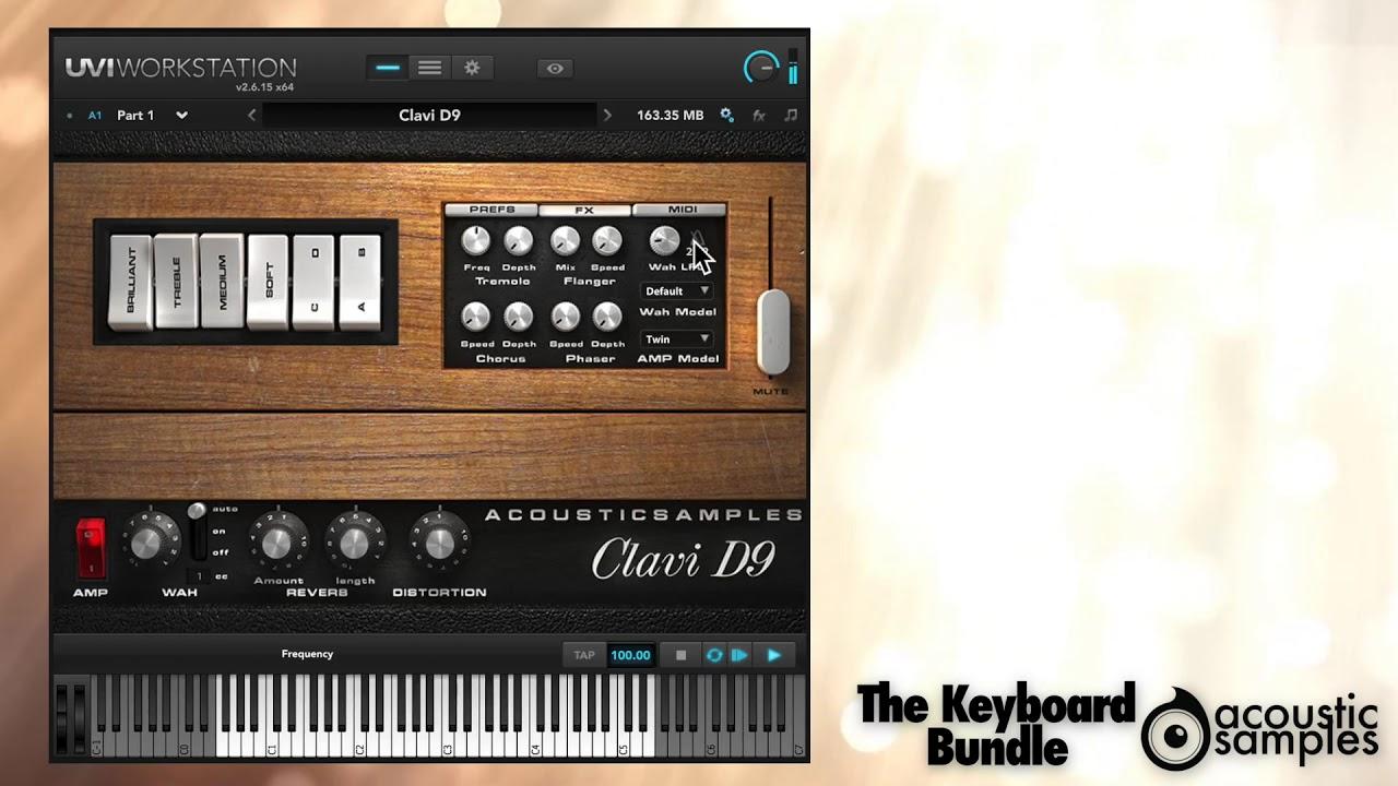 VSTBuzz Acoustic Samples Keyboard Bundle