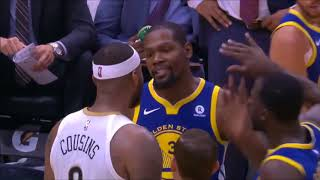Kevin Durant Greatest Career Fights Compilation