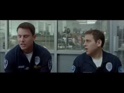 Miranda Rights Scene 21 Jump Street