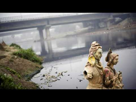 River Yamuna Pollution By Mr. S.K. Singh