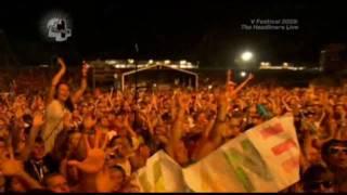 Keane - Bend and Break (Live V Festival 2009) (High Quality video) (HD)