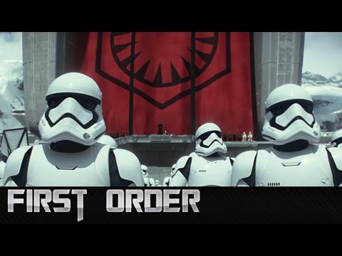 Star Wars lore: The First Order