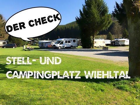 Stellplatz- und Campingplatz im Check Wiehltal (Bielstein) im Bergischen Land