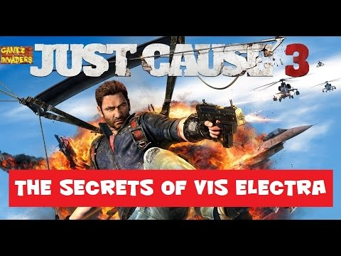 Just Cause 3: The Secret Of Vis Electra (How To Unlock And Complete) STRATEGY GUIDE 40