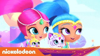 Shimmer and Shine | Official Theme Song | Nick Jr.