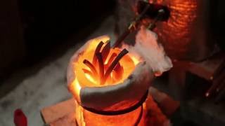 3D Printed Lost Shell Sand Casting Technique
