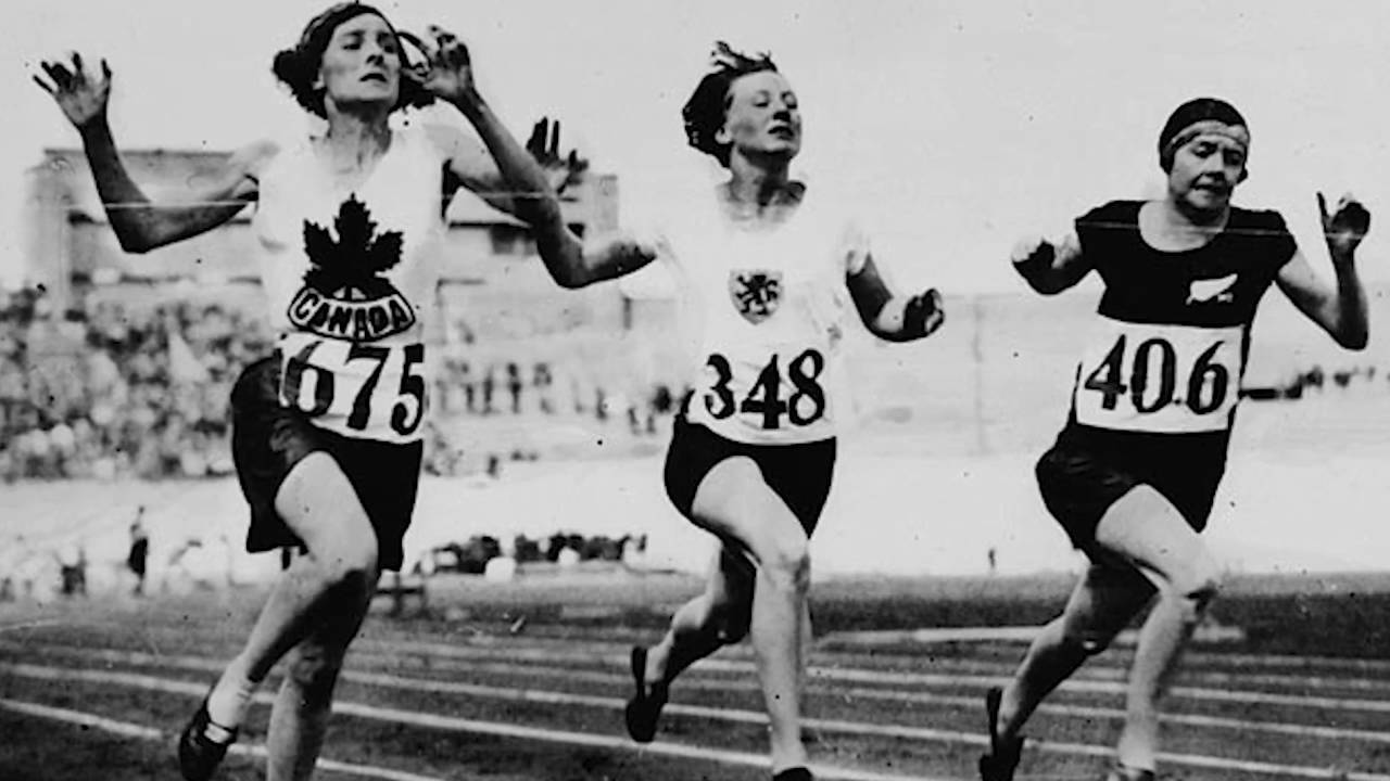 History Of Women And The Olympic Games Youtube