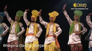 Bhangara Folk Dance, Punjab