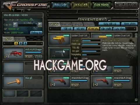 Hack CF 2014, Hack Báu Vật CF, Hack CF Moi Nhat, Hack CF Vina
